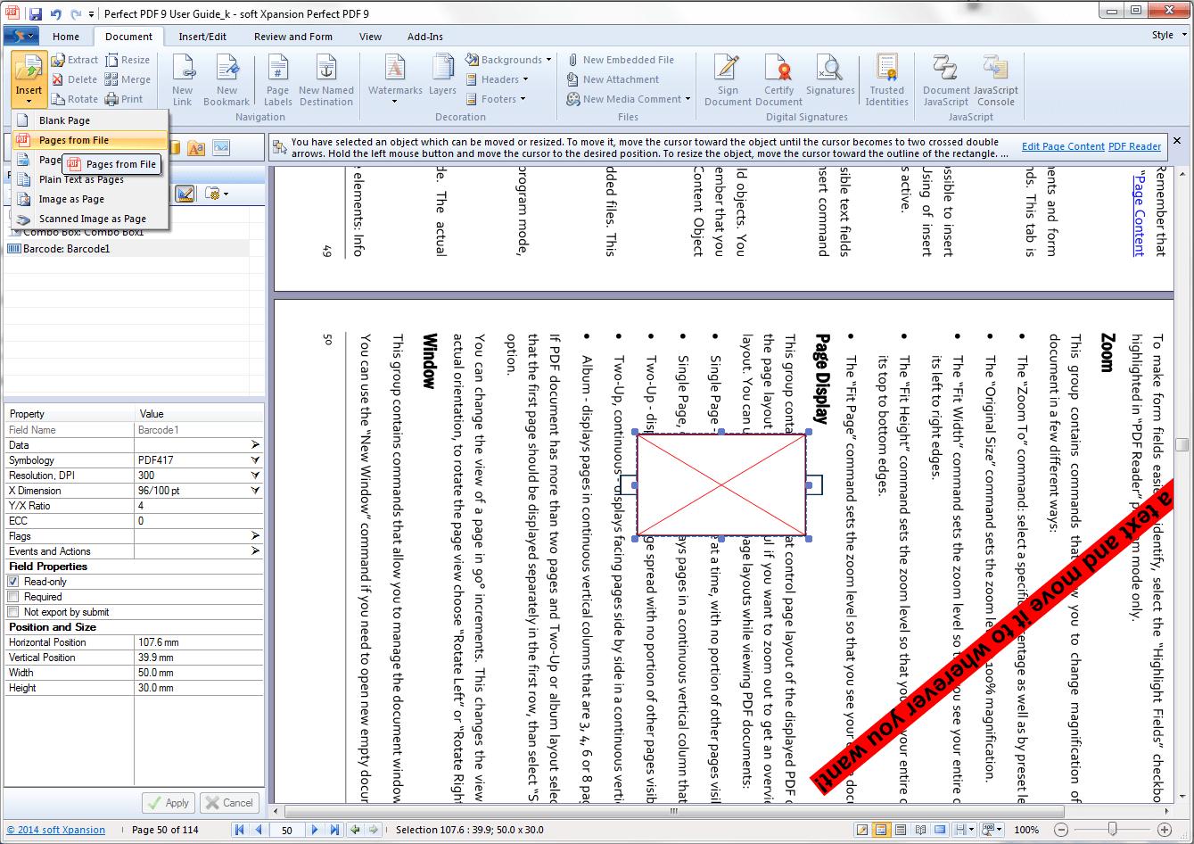 Perfect PDF 9 Editor 4