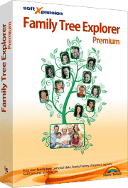 Family Tree Explorer Premium full screenshot