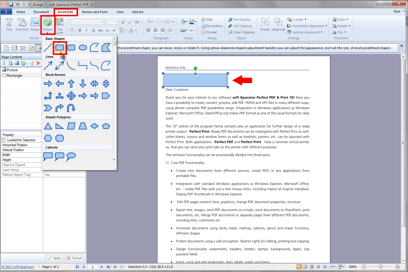 How to edit existing PDF documents