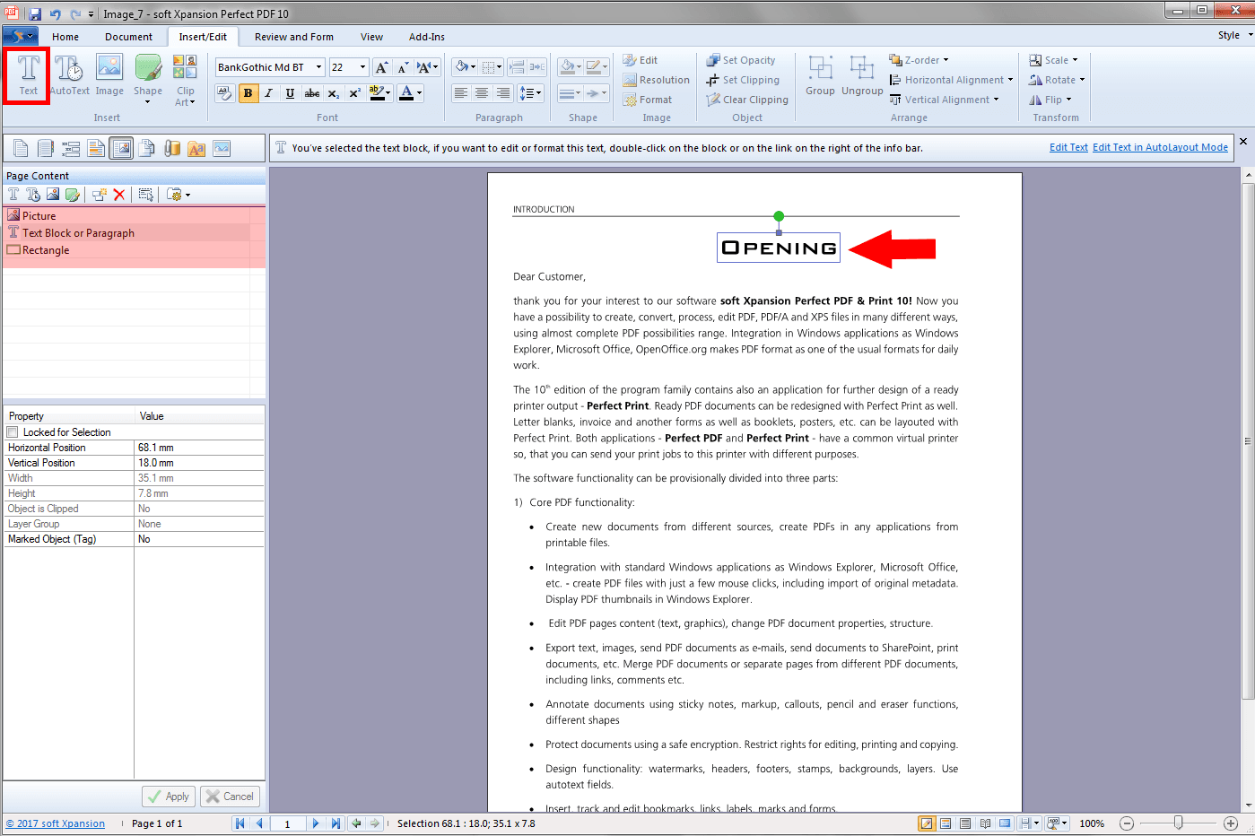 How to edit a PDF document: a review of programs