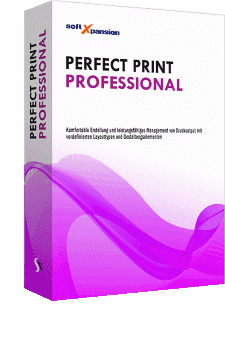 Perfect Print 8 Professional- print PDFs