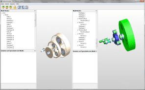 CAD Xpansion Viewer Screenshot - Recognised