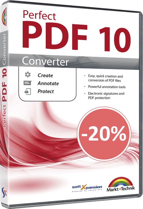 Perfect PDF 10 Converter