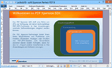 PDF Xpansion SDK presentation