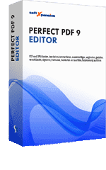 Perfect PDF 9 Editor - edit your PDF comfortably like in WORD